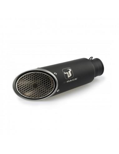 Silencieux iXrace MK1B black pour...